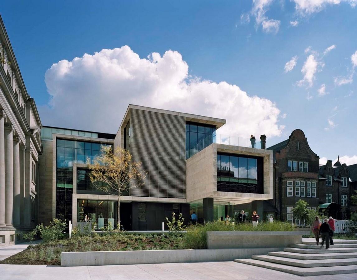The Gardiner Museum, Toronto, Canada - Sheet1