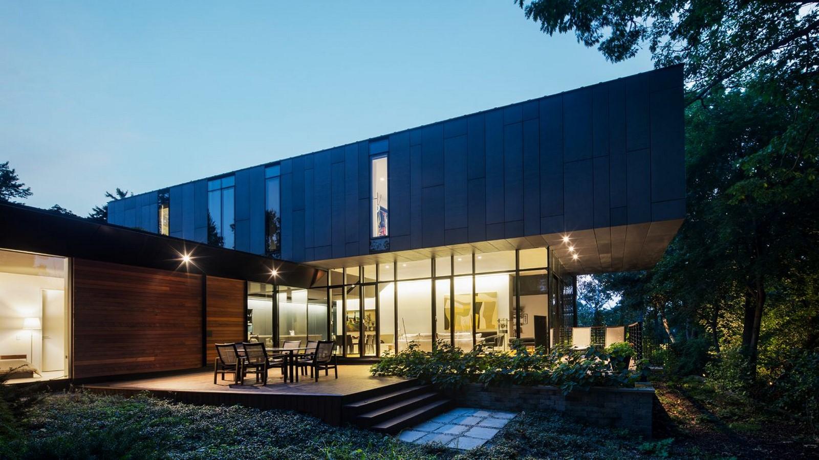 Riverview House Toronto, Canada - Sheet1