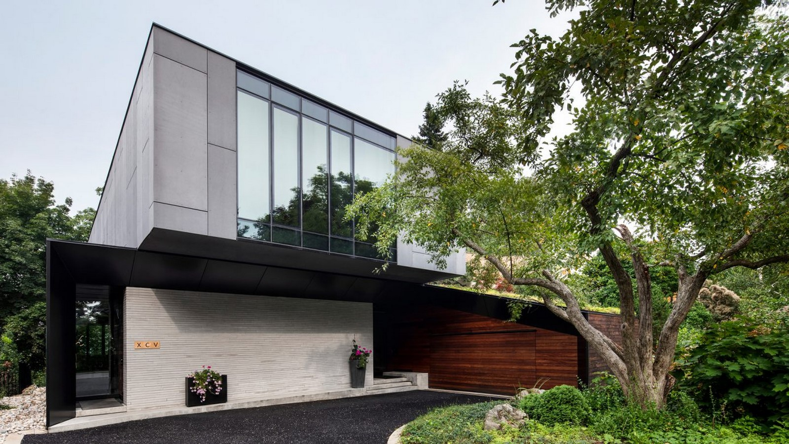 Riverview House Toronto, Canada - Sheet3