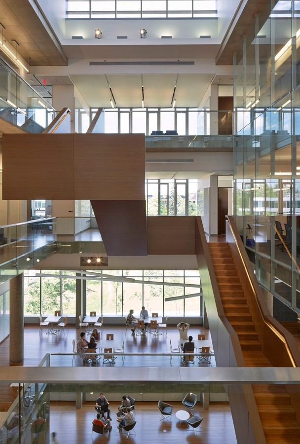Mike & Ophelia Lazaridis Quantum-Nano Centre, Waterloo, Canada - Sheet2