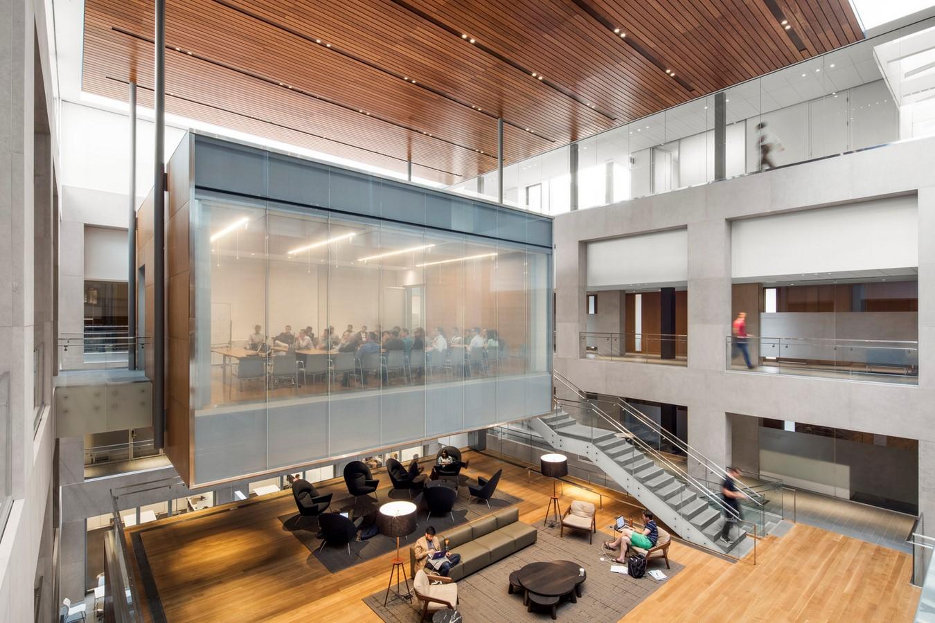 Julis Romo Rabinowitz Building & Louis A. Simpson International Building, Princeton University, New Jersey, United States - Sheet3