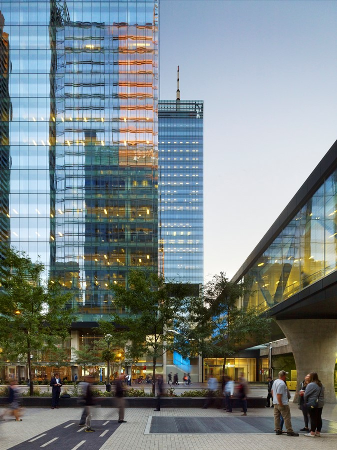 Southcore Financial Centre (Bremner Tower and PwC Tower), Toronto, Canada - Sheet2