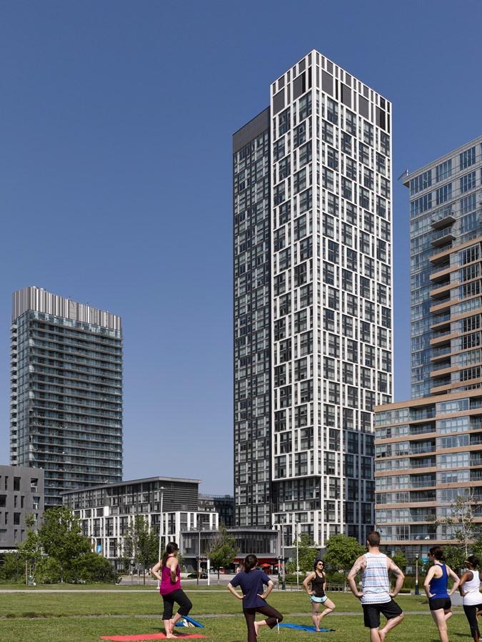 150 Dan Leckie Way, Toronto Community Housing Corporation Toronto, Canada - Sheet2
