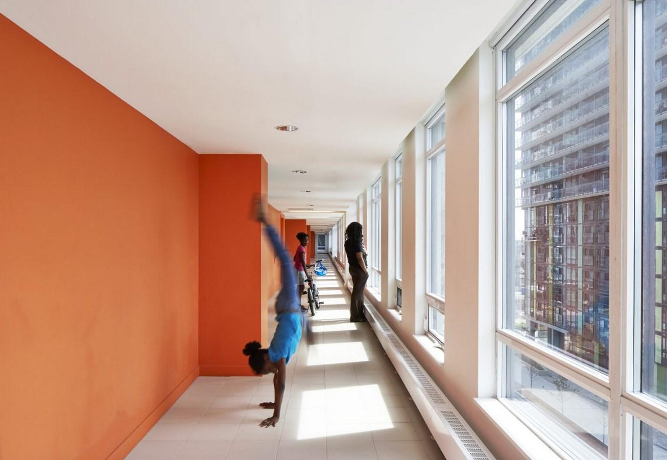 150 Dan Leckie Way, Toronto Community Housing Corporation Toronto, Canada - Sheet