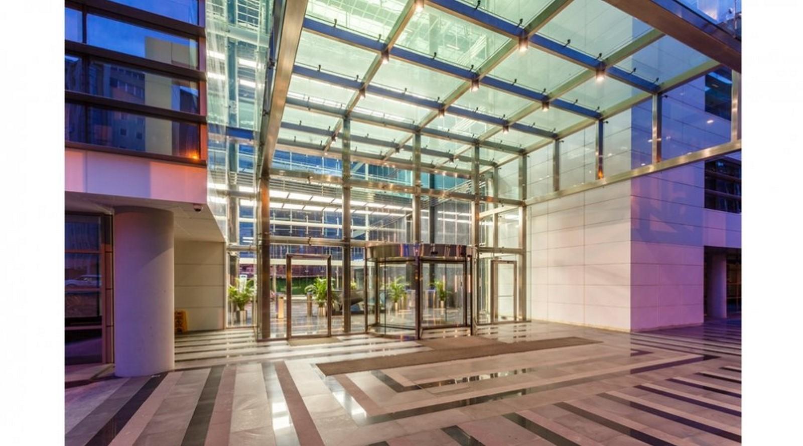 Kazanci Holding Office Building - Sheet1