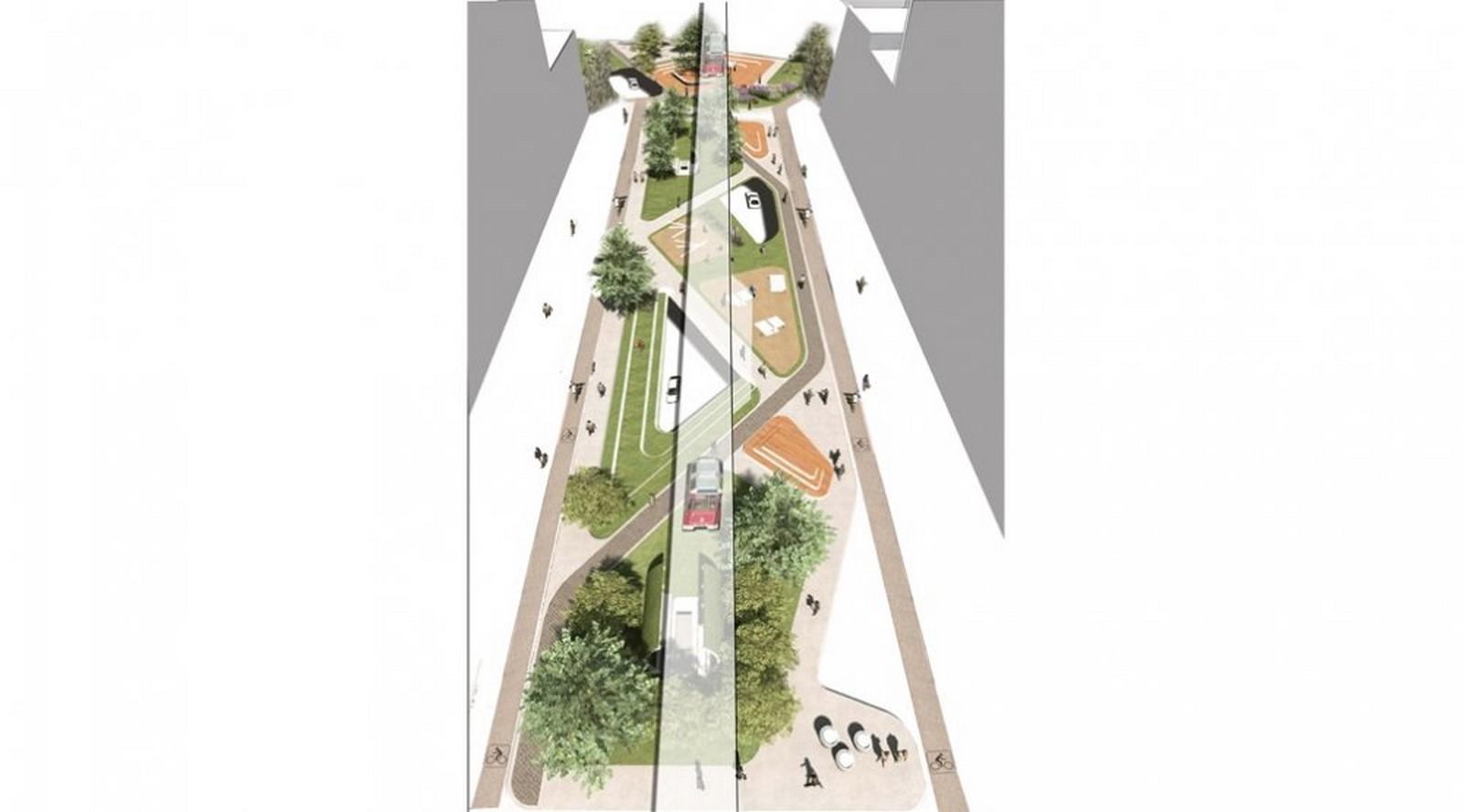 Halaskargazi Street Planning - Sheet2