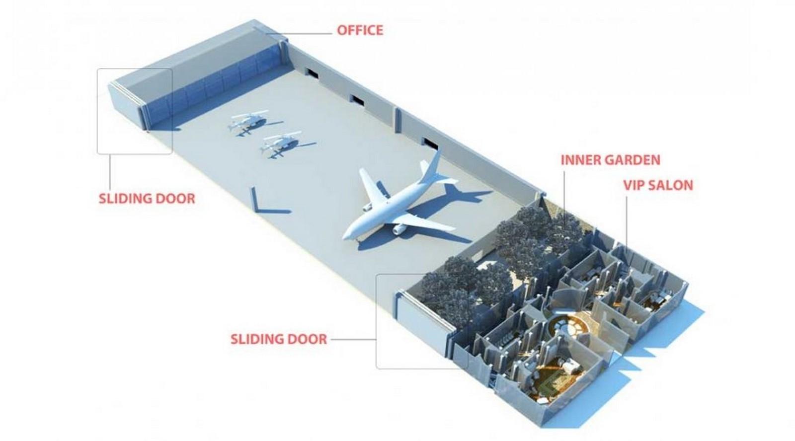 Erbil VIP Airport - Sheet3