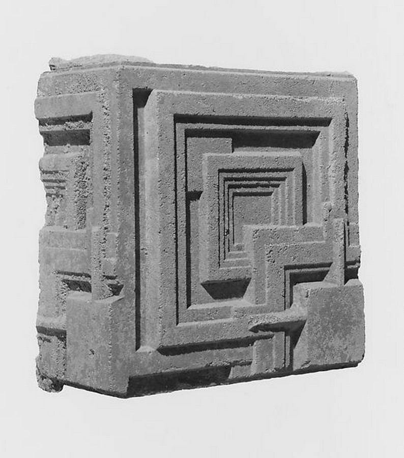 Ennis House by Frank Lloyd Wright A series of concrete block - Sheet7