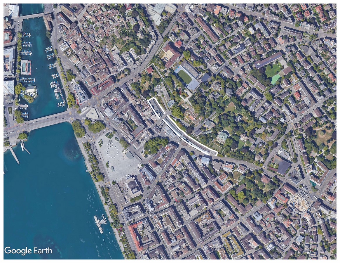 Zürich Stadelhofen Railway Station by Santiago Calatrava: Redefining the existing - Sheet5