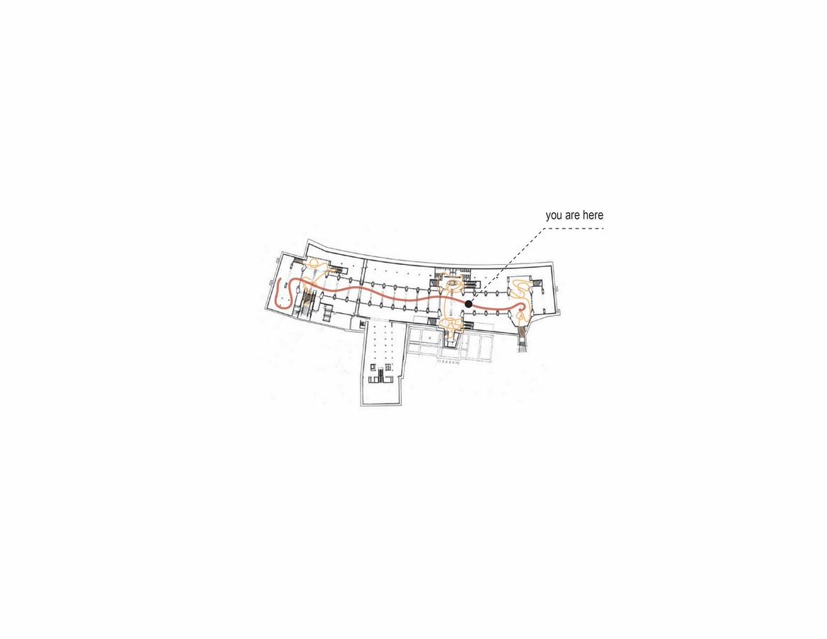 Zürich Stadelhofen Railway Station by Santiago Calatrava: Redefining the existing - Sheet10