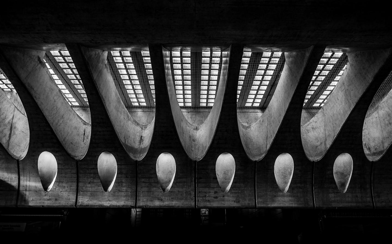 Zürich Stadelhofen Railway Station by Santiago Calatrava: Redefining the existing - Sheet12