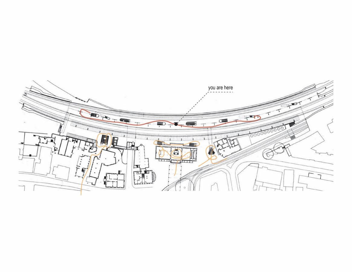 Zürich Stadelhofen Railway Station by Santiago Calatrava: Redefining the existing - Sheet14