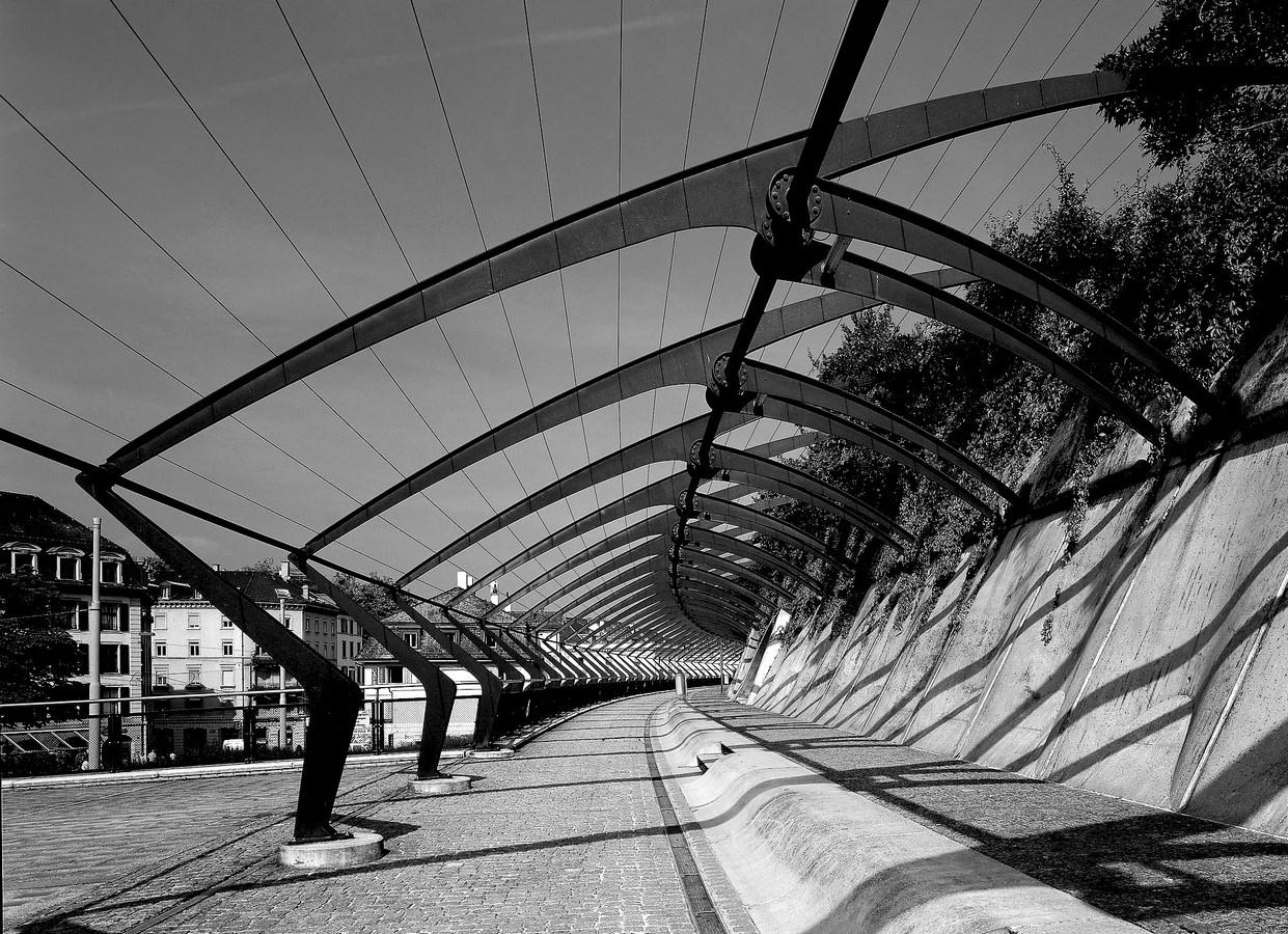Zürich Stadelhofen Railway Station by Santiago Calatrava: Redefining the existing - Sheet19