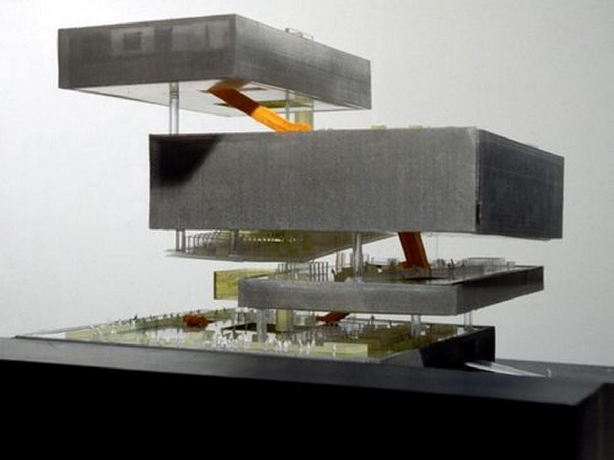 Seattle Central Library by Rem Koolhaas: Flexibility through contemporary - Sheet8