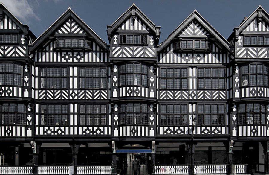 Tudor Revival Architecture: The mock Tudor