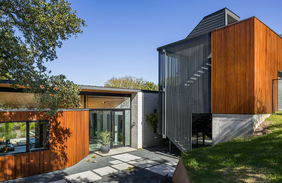 M1700 House By Ravel Architecture
