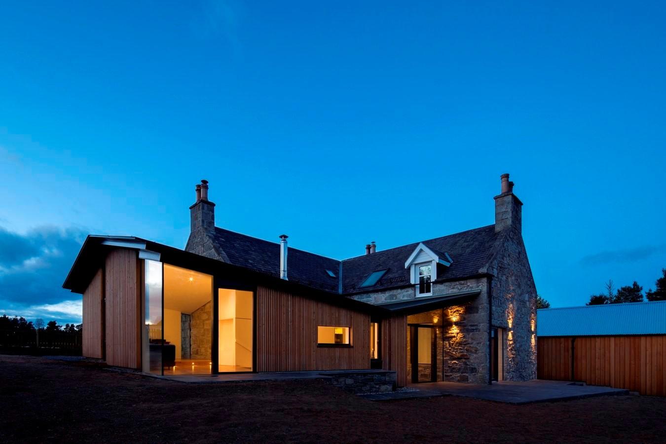 Cairngorm Cottage By WT Architecture - Sheet2