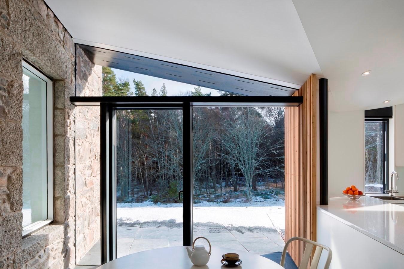 Cairngorm Cottage By WT Architecture - Sheet3
