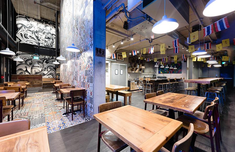 Khao San Road + Bang Sue Bar by DS Studio Inc