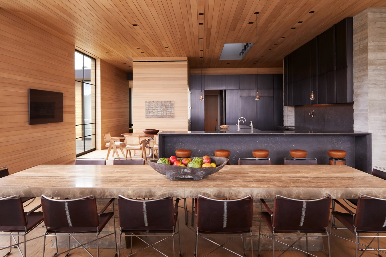 A Hillside House for Healthy Living By Christy Wolfe - Sheet2
