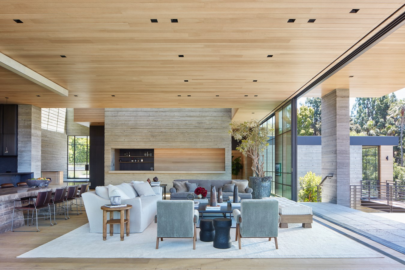 A Hillside House for Healthy Living By Christy Wolfe - Sheet3