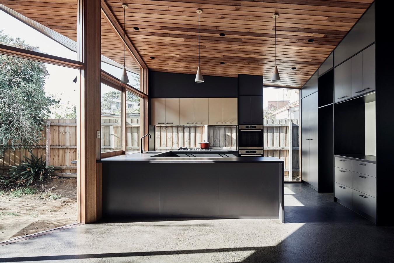 Barton House By Julie Firkin Architects - Sheet1