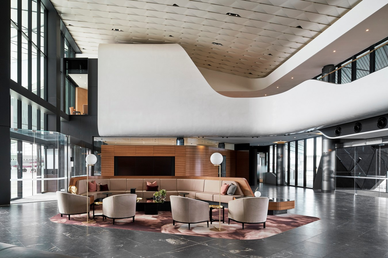 Melbourne Jet Base by Cox Architecture - Sheet1
