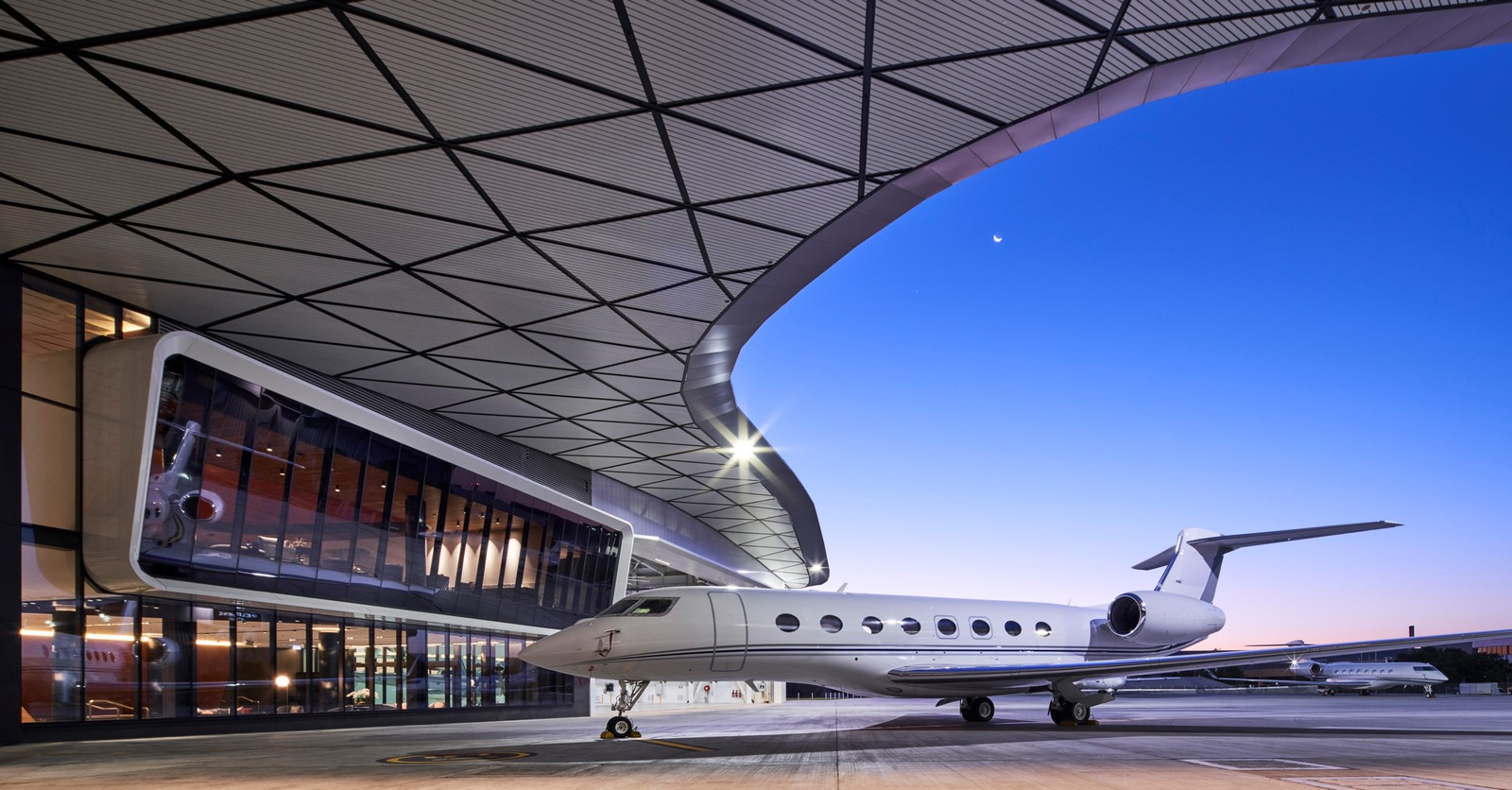 Melbourne Jet Base by Cox Architecture - Sheet2
