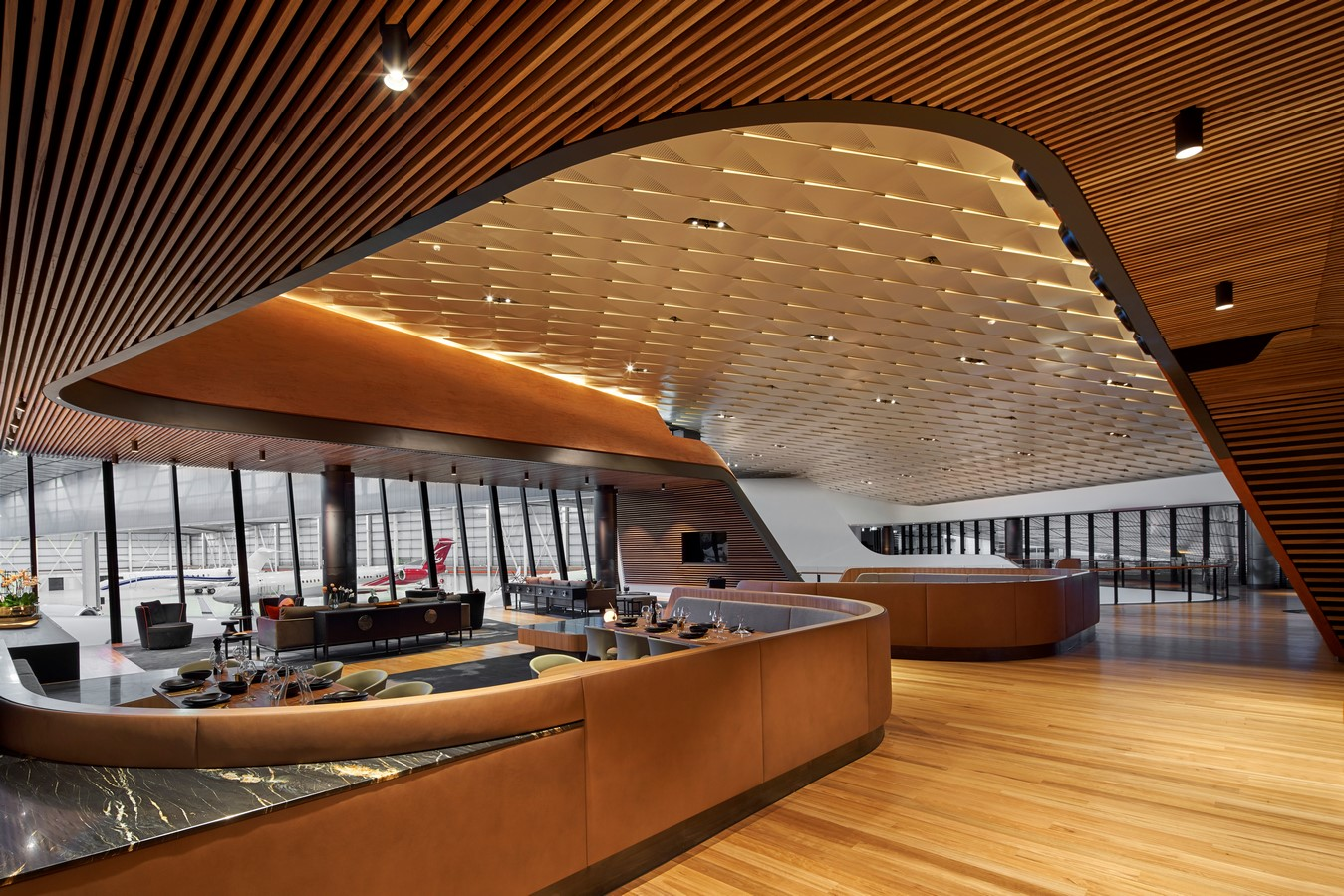 Melbourne Jet Base by Cox Architecture - Sheet3