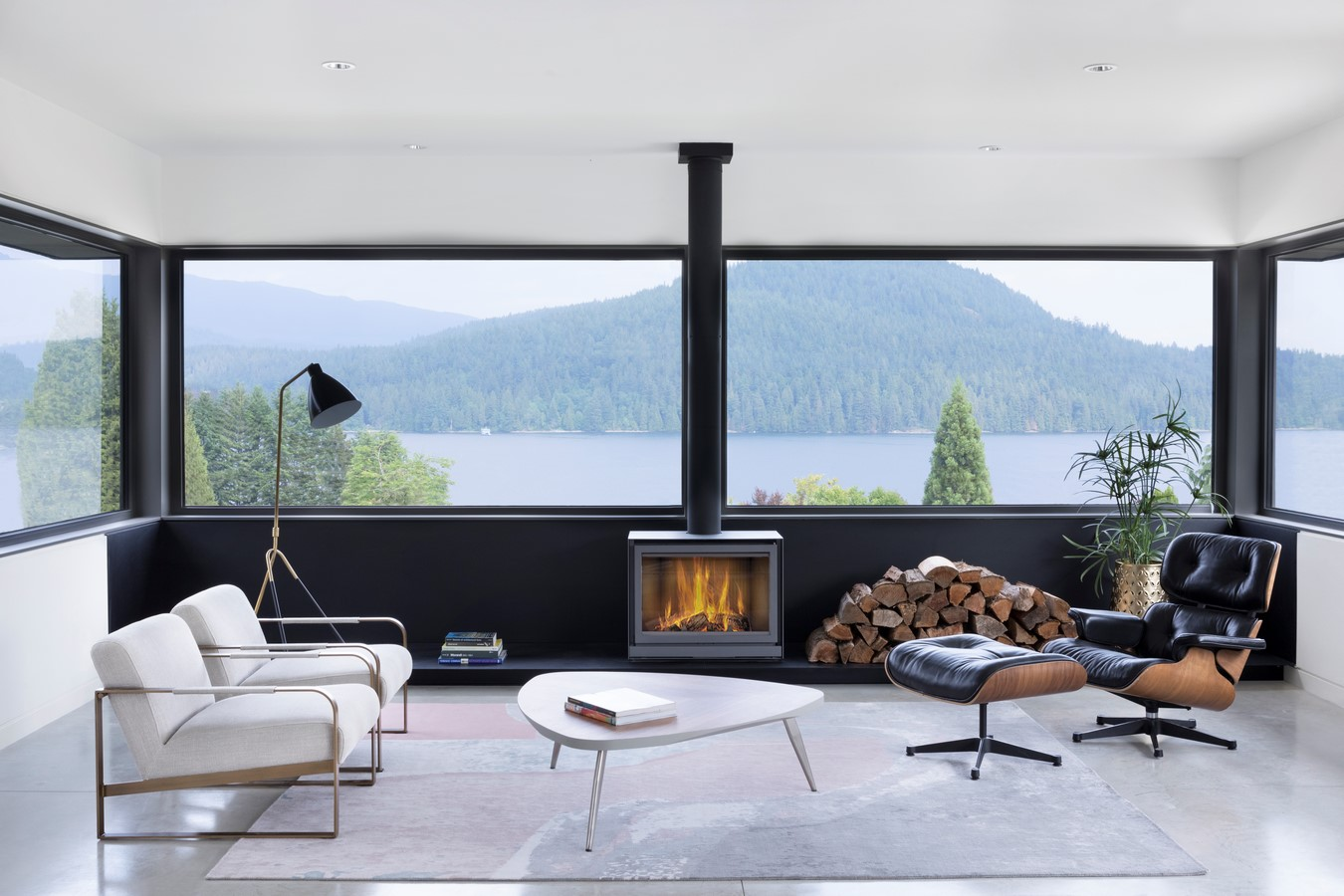 Deep Cove House by D'Arcy Jones Architects - Sheet1