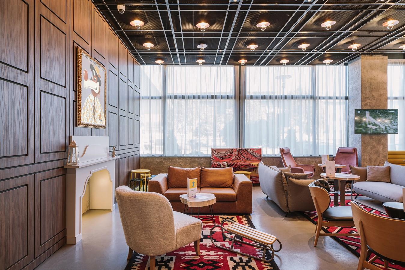 Hotel ibis Styles Sarajevo by MIXD - Sheet3