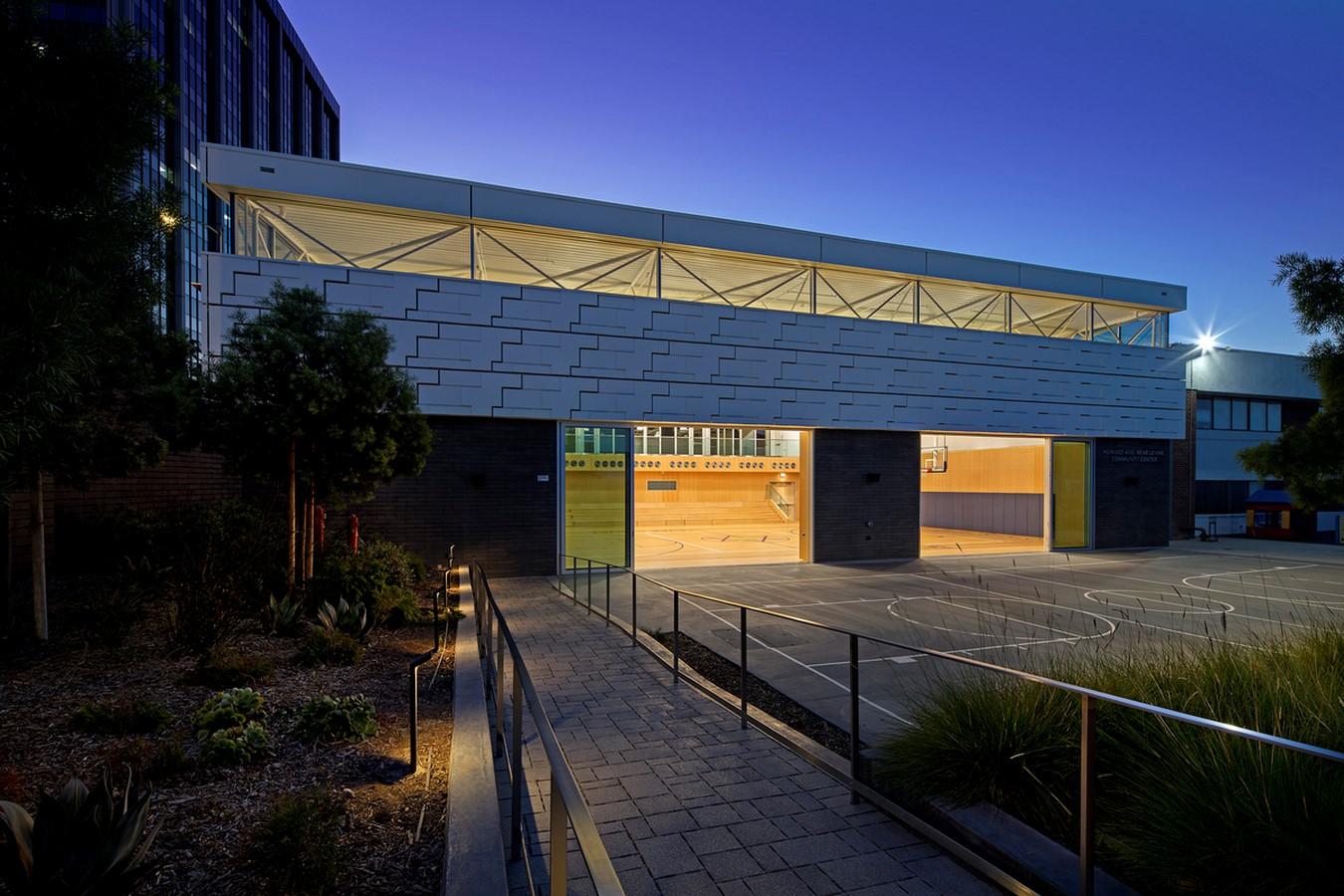 Valley Beth Shalom Community Center by Abramson Architects - sheet3