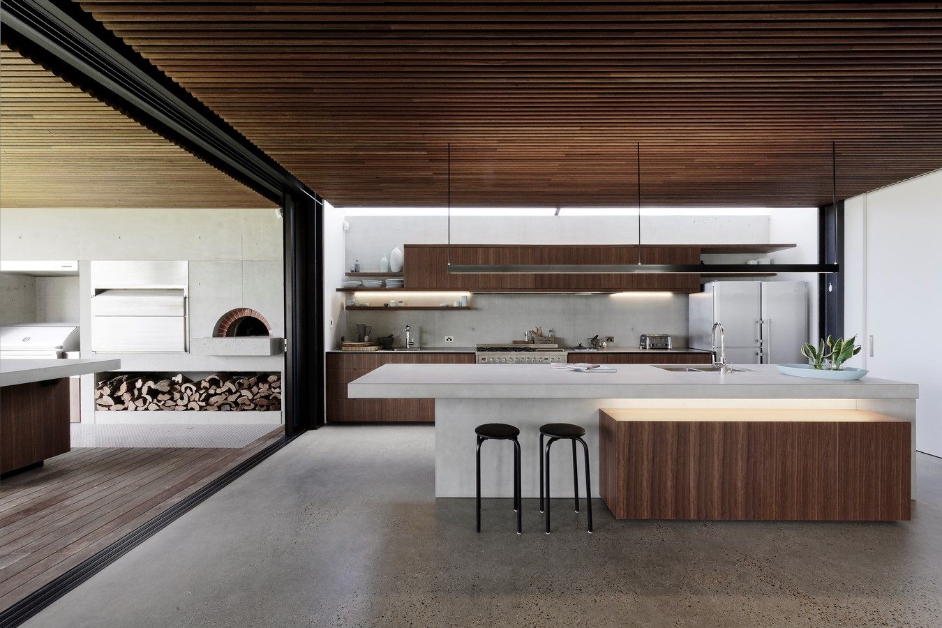 BEACH HOUSE by Architecture Saville Isaacs - Sheet2