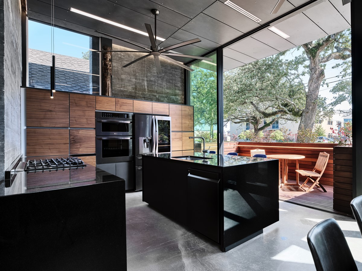 Bienville House by Nathan Fell Architecture - Sheet2