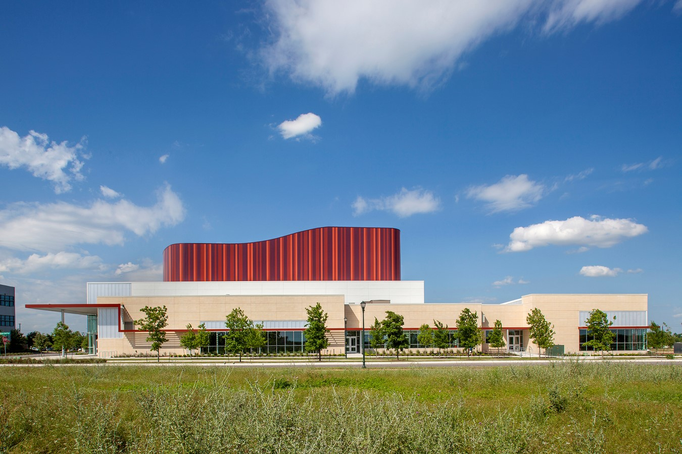 AISD Performing Arts Center by Miró Rivera Architects - Sheet1