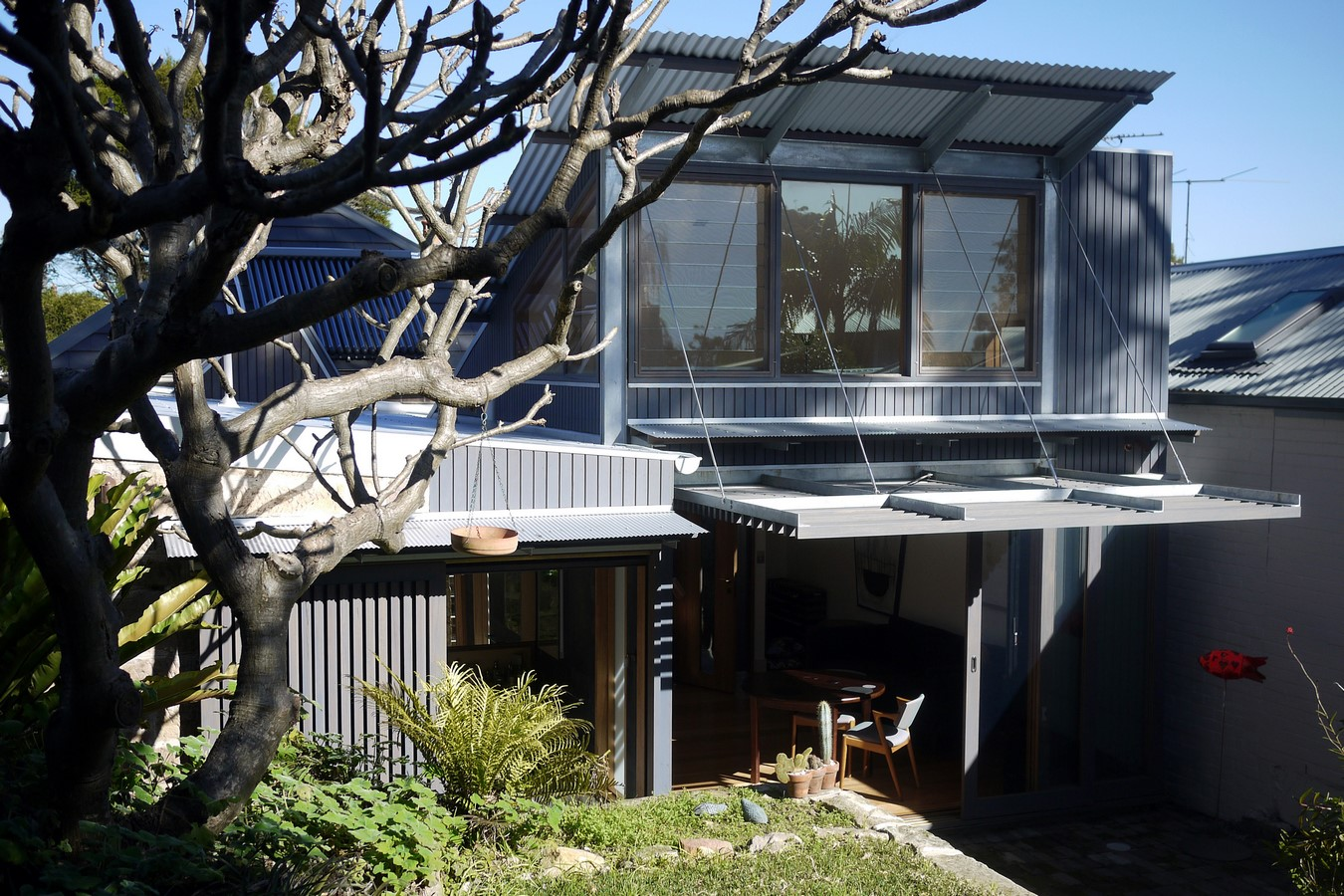 House Tempe by Eoghan Lewis Architects - Sheet1