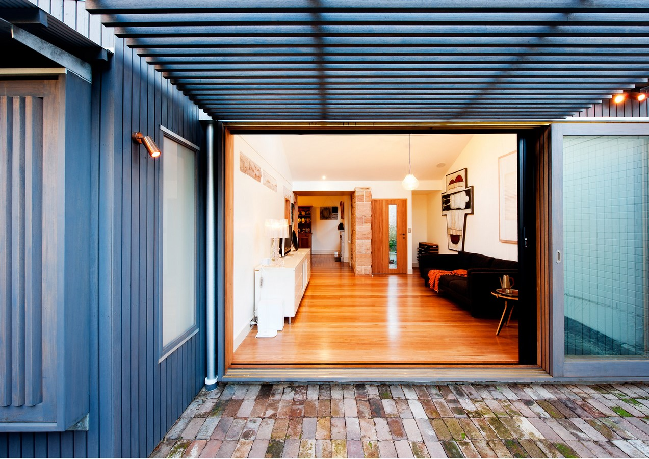 House Tempe by Eoghan Lewis Architects - Sheet2