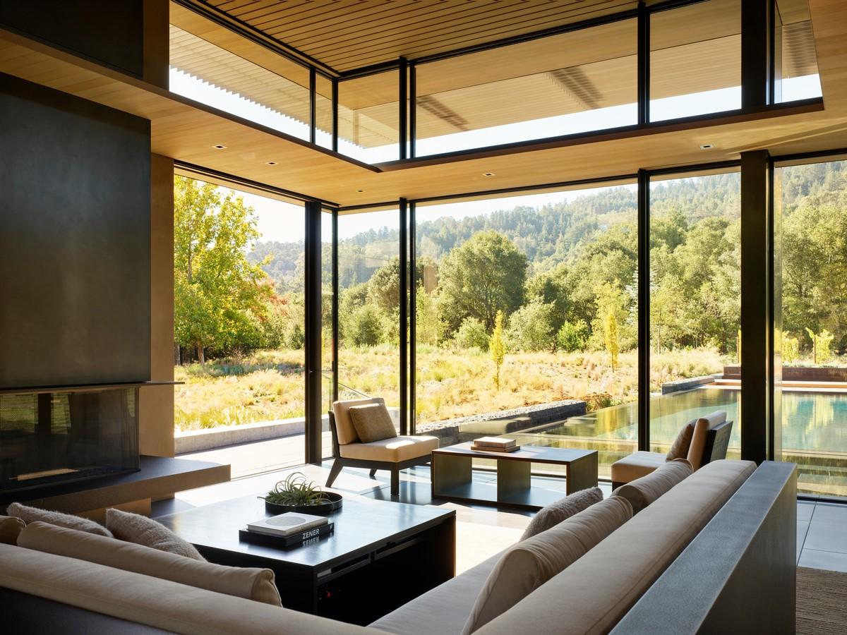 California Meadow House by Olson Kundig - Sheet2