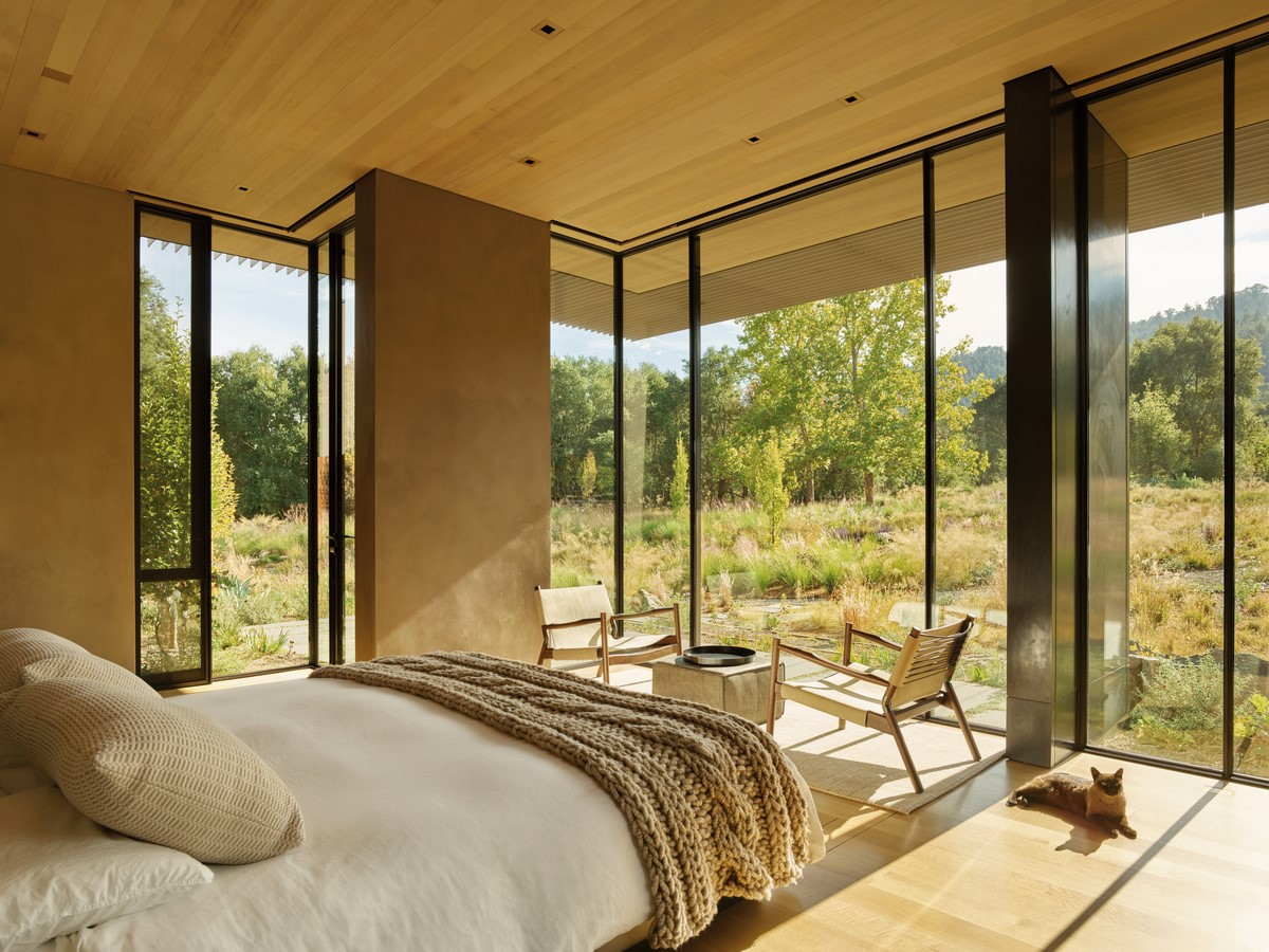 California Meadow House by Olson Kundig - Sheet3