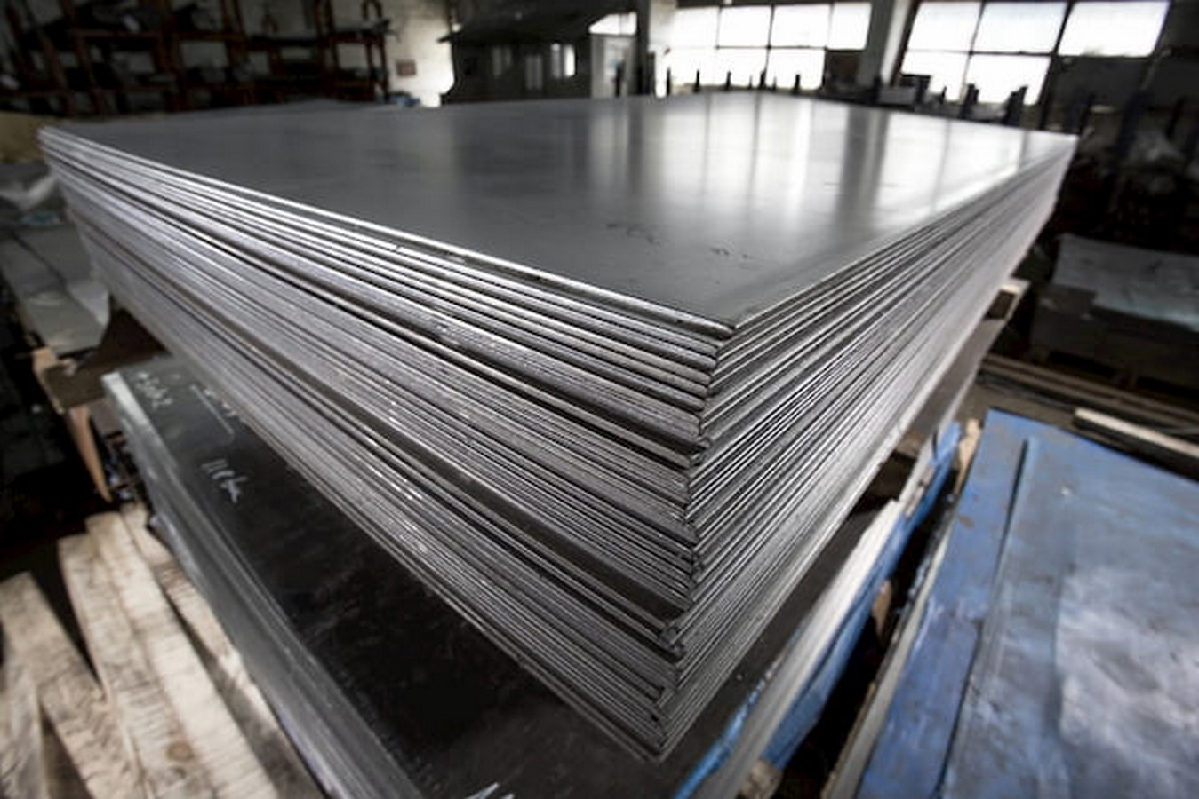 How are construction materials produced? - Sheet3