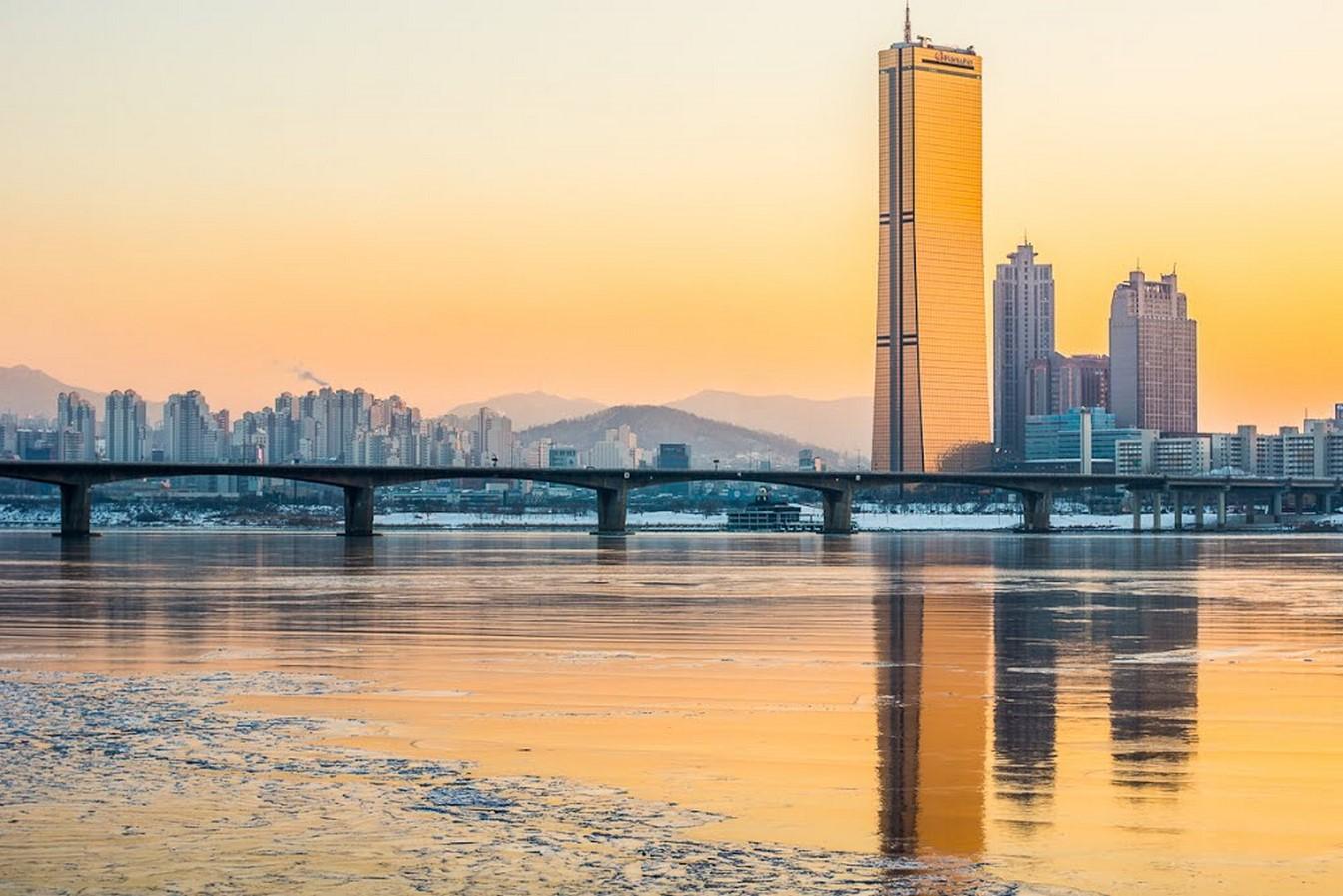 10 Tallest Buildings in South Korea - Sheet1