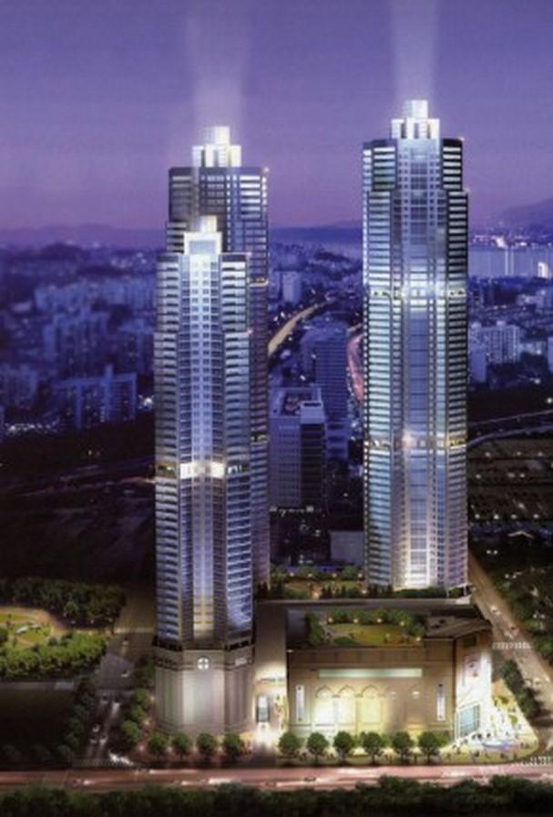 10 Tallest Buildings in South Korea - Sheet2