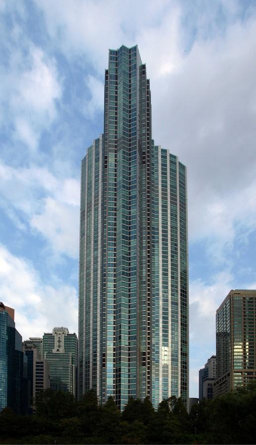 10 Tallest Buildings in South Korea - Sheet3