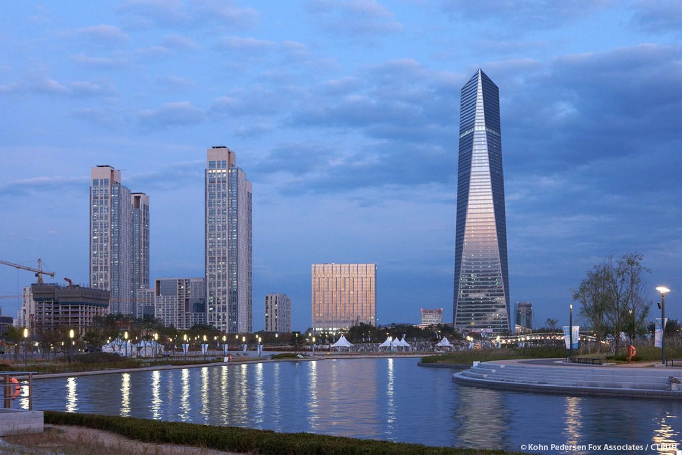 10 Tallest Buildings in South Korea - Sheet7