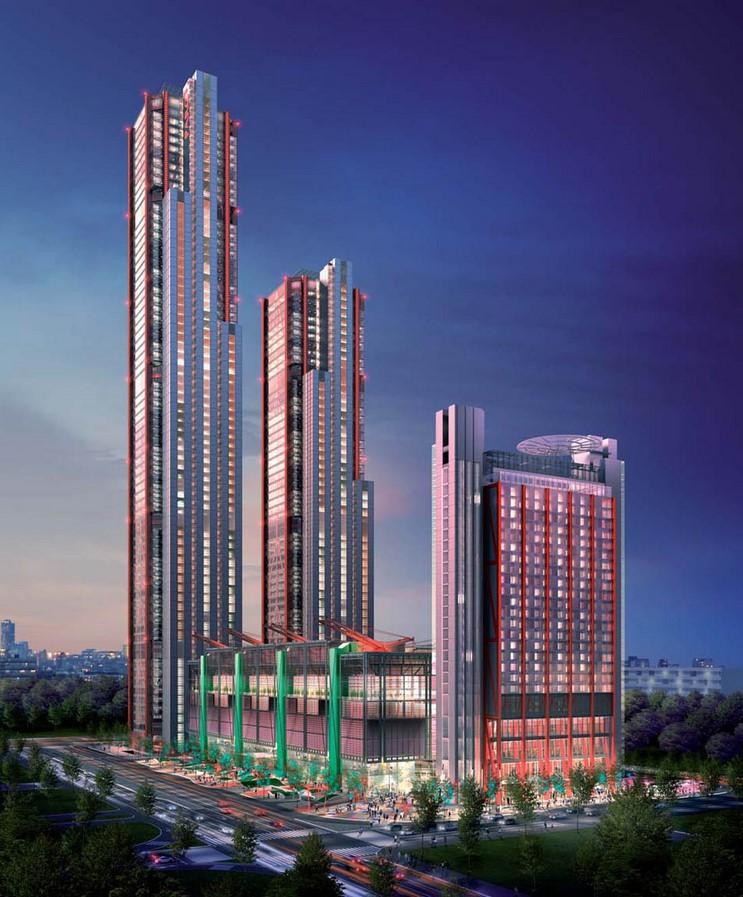 10 Tallest Buildings in South Korea - Sheet8
