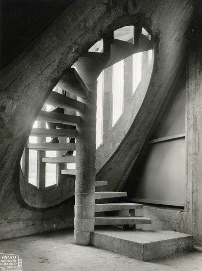 25 Concrete Staircases for Small Houses - sheet13