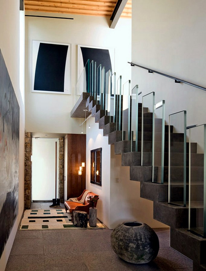 25 Concrete Staircases for Small Houses - sheet19