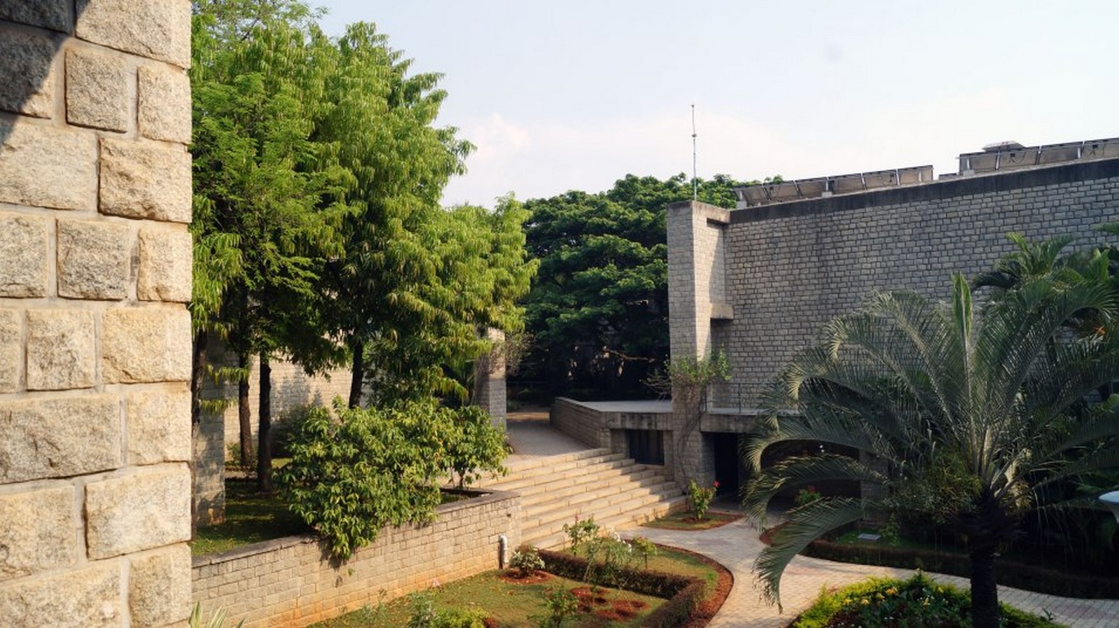 IIM, Bangalore by BV Doshi: perfect sense of scale, proportion and light - Sheet4