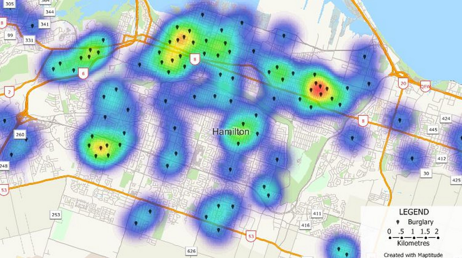 How is urban planning an essential tool in crime prevention? - Sheet4