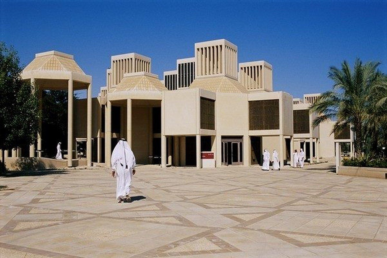 A Quest for Identity in the Modern Architecture of the Middle East - Sheet3